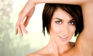 The Med Spa: $89 for Two Laser Hair-Removal Sessions at The Med Spa (Up to $356 Value)