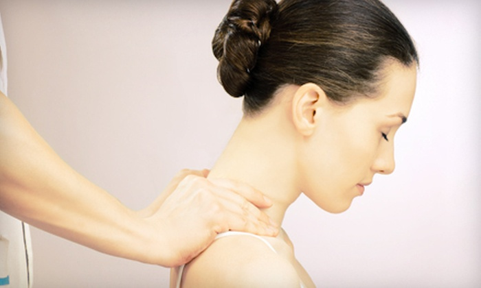 We Got Your Back Chiropratic - Houston: Chiropractic Package with One or Two Adjustments and Spinal Decompressions at We Got Your Back Chiropractic (80% Off)