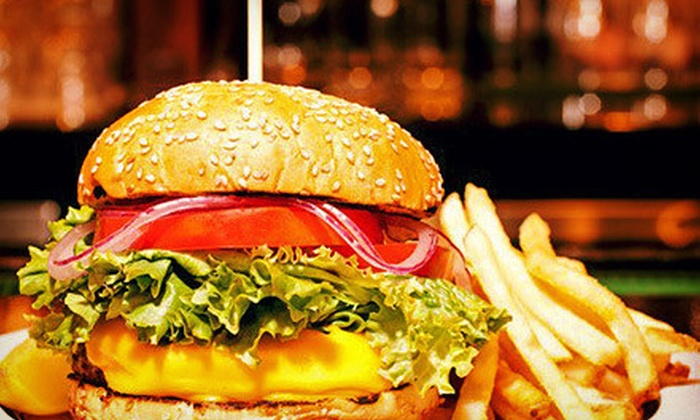 Brickell Irish Pub - Segafredo Brickell: St. Patrick's Day Fest with Burger and Beers on March 16 or March 17 at Brickell Irish Pub (Up to 54% Off)