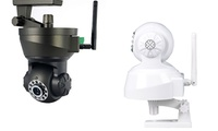 Wireless IP Camera from AED 199 (Up to 83% off)