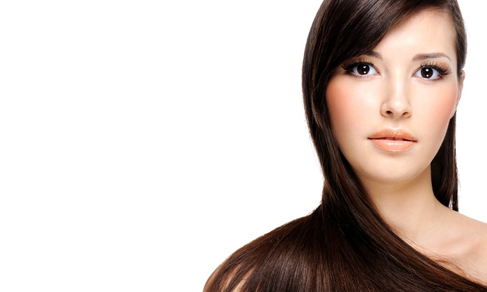 Steele Cutz Salon - Grimes Bridge Park Condominium: One or Two Keratin Hair-Smoothing Treatments at Steele Cutz Salon (Up to 77% Off)