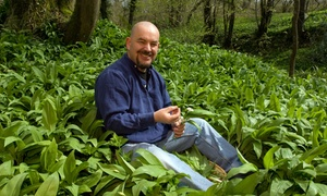 Mat Follas: Wild Food Foraging and a Three-Course Lunch For One or Two with Mat Follas (52% Off)