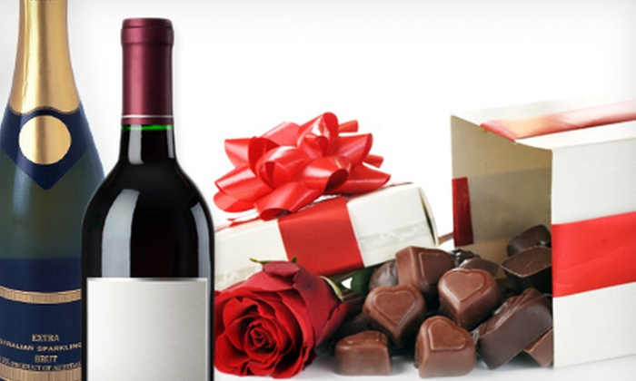Pacific Northwest Wine Club - Tigard Neighborhood Area 9: $40 for a Wine-and-Chocolates Gift at Pacific Northwest Wine Club ($80 Value)