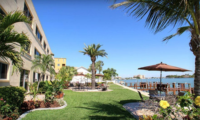 Westwinds Waterfront Vacation Resort - Treasure Island, FL: Two-, Three-, or Five-Night Stay at Westwinds Waterfront Vacation Resort (Up to 45% Off). Eight Options Available.