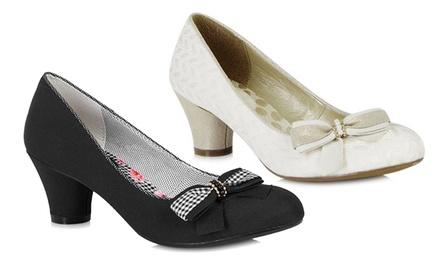 Ruby Shoo Womens Footwear