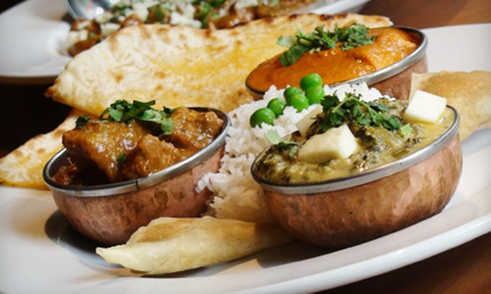 Little India - Lakewood: Indian Food at Little India (Half Off). Two Options Available.