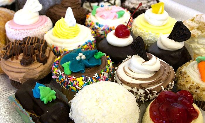 Giuseppe's Cakes, Etc. - Giuseppe's Cakes Etc.: Half-, One, or Two Dozen Cupcakes or $12 for $20 Worth of Baked Goods at Giuseppe's Cakes, Etc.