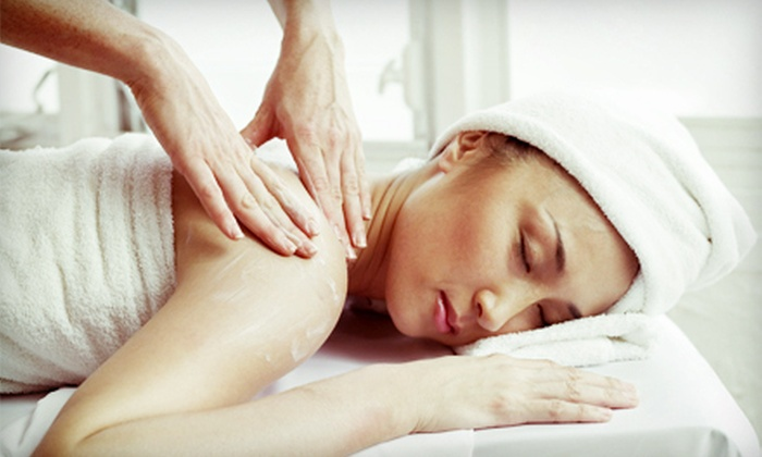 Touch of Pure Joy Massage & Day Spa - South East Arlington: Massage Package with Facial or One or Two Deep-Tissue Massages at Touch of Pure Joy Massage & Day Spa (Up to 67% Off)