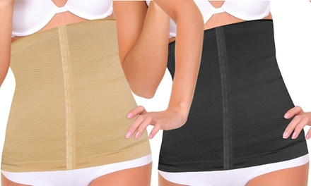 Waist-Cinching Corset Band Shapewear