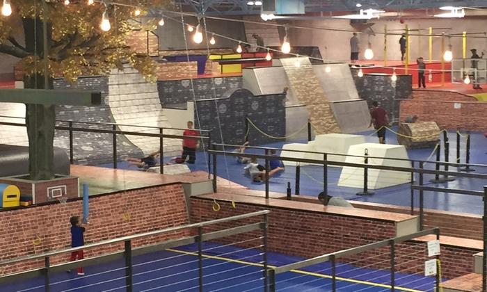 KTR Family Action Sports Center - Multiple Locations: A Gymnastics Class at KTR Family Action Sports Centers - Chandler, AZ (50% Off)