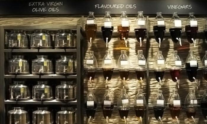 Oil & Vinegar - North Scottsdale: $10 for $20 Worth of On-Tap Olive Oil and Vinegar at Oil & Vinegar