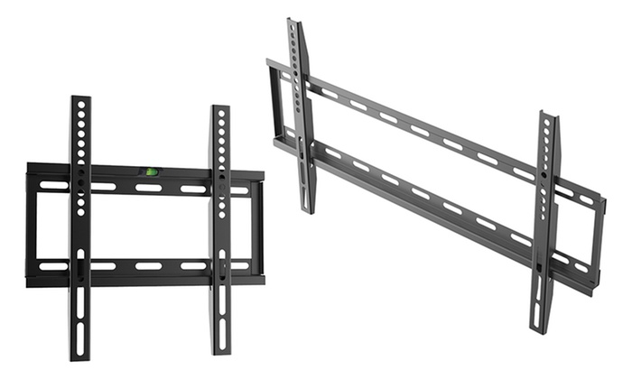Fixed Wall Mounts for Most 23-70 TVs and Computer Monitors