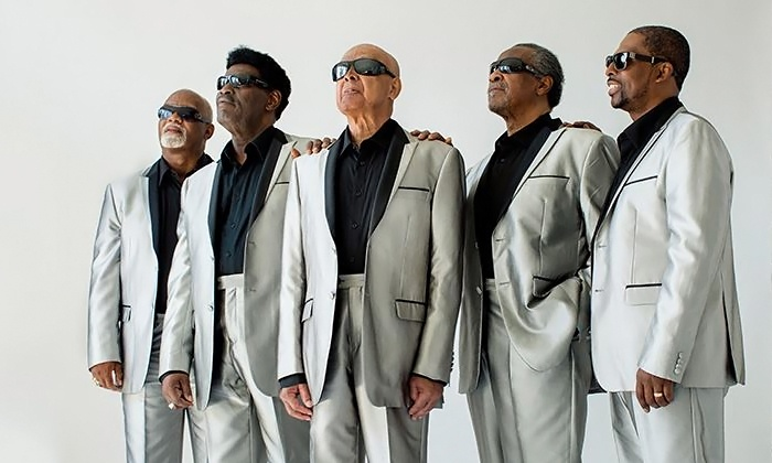 "Blind Boys of Alabama ""Talkin' Christmas"" Gospel Concert - Cleveland Masonic Auditorium: The Blind Boys of Alabama Talkin' Christmas! Show at Cleveland Masonic Auditorium on December 9 (Up to 52% Off)"