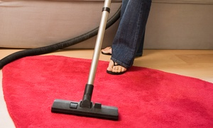 Above the Rest Carpet Cleaning: Carpet Cleaning for Three Rooms or Full Home from Above the Rest Carpet Cleaning (Up to 54% Off)