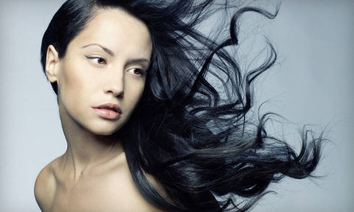 Kada Design Hair Studio - Drexel Hill: Haircut and Conditioning Treatment with Option for Partial or Full Highlights at Kada Design Hair Studio (Up to 61% Off)