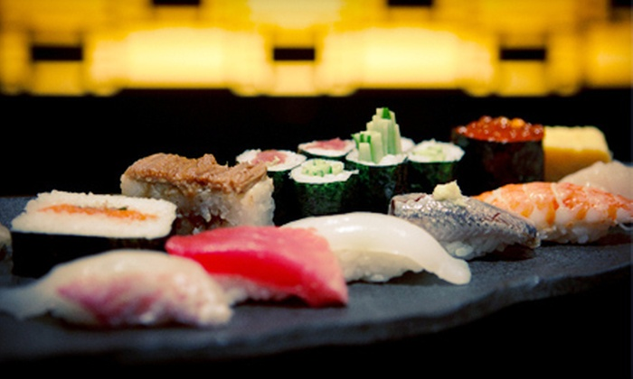 Fushimi Modern Japanese Cuisine & Lounge - Bay Ridge: $55 for Sushi Dinner for Two at Michelin-Recommended Fushimi Modern Japanese Cuisine & Lounge (Up to $110 Value)