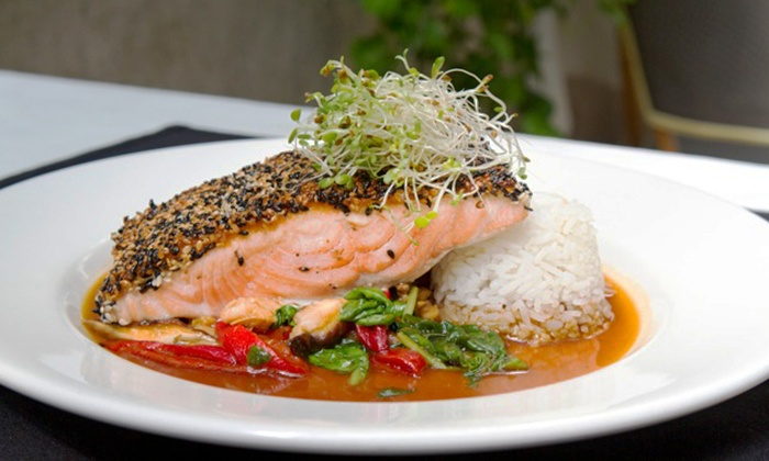 Soyka - Upper East Side Miami/Morningside: Comfort Food and Drinks at Soyka (Up to 40% Off). Four Options Available.