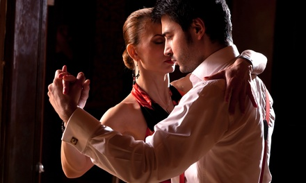 Four or Eight One-Hour Tango Classes for One or Two at Embrace Tango (Up to 84% Off)