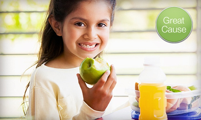 Portola & Excelsior Family Connections: $10 Donation for Healthy Snacks for Kids