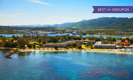 All-Inclusive Stay at Sunset in Montego Bay, Jamaica. Dates into December.