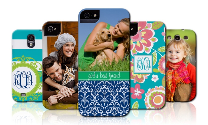 Fully Customizable Phone Cases Groupon Goods