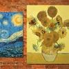 "$69.99 for a 30""x40"" Van Gogh Canvas Print"