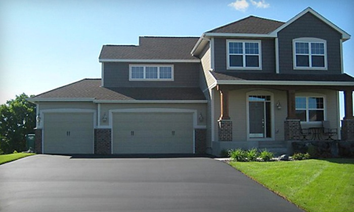 Elite Seal - South Rose Park: Seal Coating for a Two- or Three-Car Driveway from Elite Seal (Half Off)