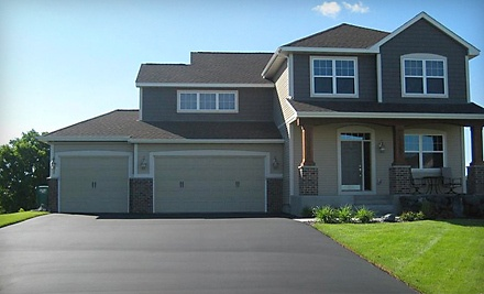 Platinum Package Seal Coating for a 2-Car Driveway Up to 800 Square Feet (a $199 value) - Elite Seal in