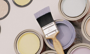 K.S. Painting Services: Interior Painting for One or Two Rooms from K.S. Painting Services (Up to 58% Off)