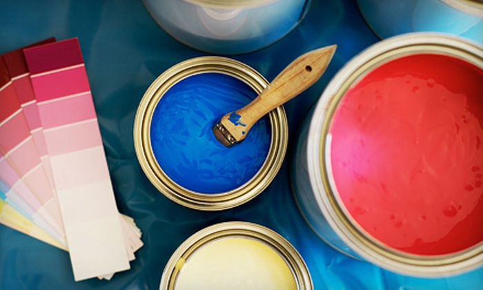Executive Exteriors - Urbandale: Interior Painting for One, Two, or Three Rooms from Executive Exteriors (Up to 83% Off)