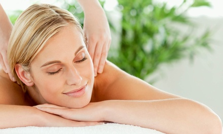 One or Two 60-Minute Massages at Vanity SpaSalon (Up to 72% Off)