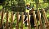 Percorso al Boario Adventure Park