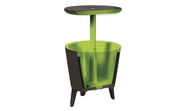 keter cool bar with storage groupon goods. Black Bedroom Furniture Sets. Home Design Ideas