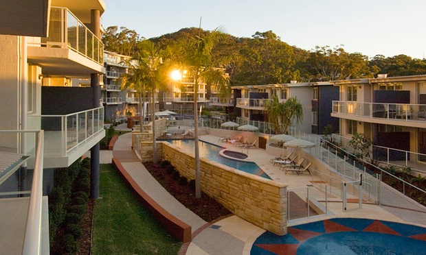 4* Mantra Nelson Bay: 2N for 4 3