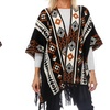 Women's Southwest Fringed Cardigan