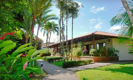 Miami: Three- or Five-Night Stay at Tilajari Hotel Resort in San Carlos, Costa Rica