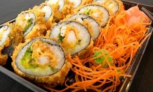 Hisushi: $12 for $20 Worth of Sushi — Hisushi