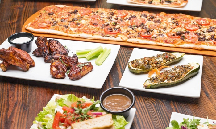 Tampa Pizza Company - Tampa: $12 for $20 Worth of Pizzas and Drinks at Tampa Pizza Company