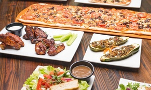 Tampa Pizza Company: $12 for $20 Worth of Pizzas and Drinks at Tampa Pizza Company