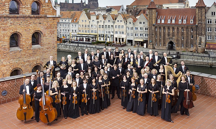 Polish Baltic Philharmonic Orchestra - Lehman Center for the Performing Arts: Polish Baltic Philharmonic Orchestra on February 14 at 4 p.m.