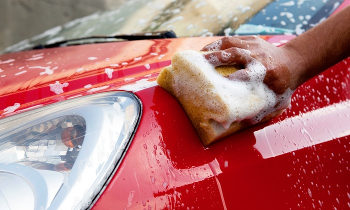 Shorty's Detailing and Window Tinting - Glasgow: Three or Six Hand Car Washes, or a Full Auto Detailing (Up to 52% Off) at Shorty's Detailing and Window Tinting