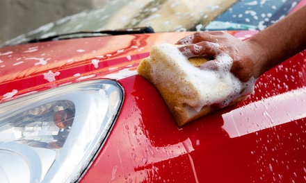 Three or Six Hand Car Washes, or a Full Auto Detailing (Up to 65% Off) at Shorty's Detailing and Window Tinting