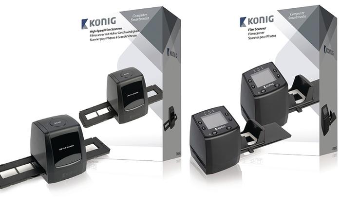Scanner per pellicole disponibile in 2 modelli da 26,83 € (fino a 23% di sconto)