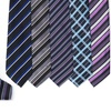 Alberto Cardinali Assorted Men's Ties (5-Pack)
