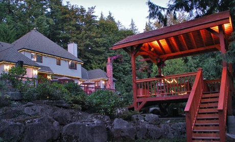 Inn Secluded in Woodlands Outside Seattle