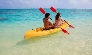 SunShine Ranch: Two-Hour Kayaking or Paddleboat Excursion for Two, Four, or Six from Sunshine Ranch (Up to 65% Off)