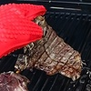 Indoor/Outdoor Silicone Grilling Gloves