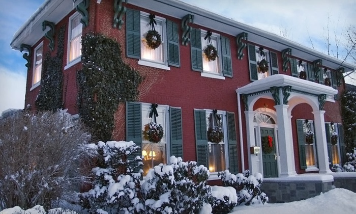 Grape Arbor Bed & Breakfast - North East, PA: Two-Night Stay with Winery Tour and Options for Massage at Grape Arbor Bed & Breakfast in North East, PA