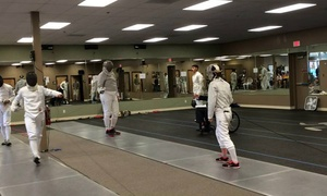 Orion Fencing: $70 for $140 Worth of Martial-Arts Lessons — Orion Fencing