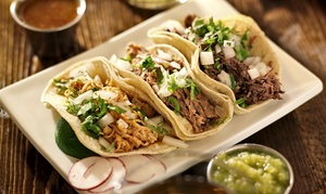 Fajitas Mexican Restaurant: $12 for $20 Worth of Mexican Food at Fajitas Mexican Restaurant